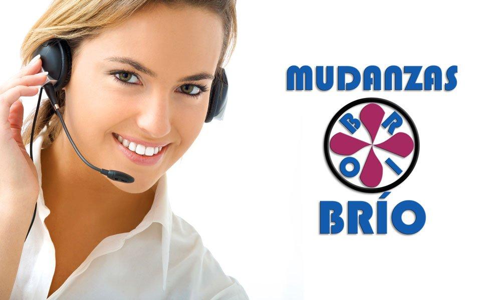 Contacta con Mudanzas Brio